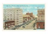 Main Street  Oklahoma City  Oklahoma