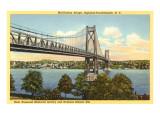 Bridge  Poughkeepsie  New York
