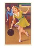 Cheesecake Bowling