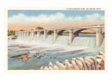 O'Shaughnessy Dam  Columbus  Ohio