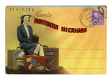 Postcard Folder  Northern Michigan