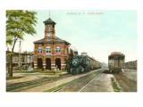 Train Station  Elmira  New York