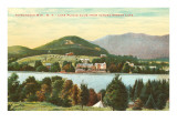 Lake Placid Club  Adirondacks  New York