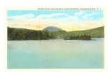 Sixth Lake  Adirondacks  New York
