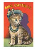 Mrs Catskill  Greetings from Catskill Mts  NY