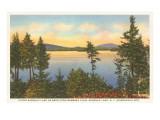 Upper Saranac Lake  New York