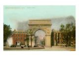 Washington Memorial Arch  New York City