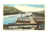Chenango River  Binghamton  New York