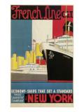 Oceanliner  French Line
