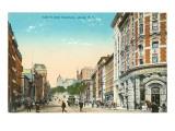 State Street  Albany  New York