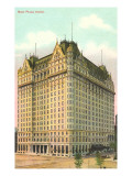 New Plaza Hotel  New York City