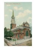 Christ Church  Philadelphia  Pennsylvania