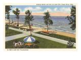 Beach  Lake Erie  Perry  Ohio