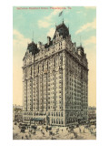 Bellevue-Stratford Hotel  Philadelphia  Pennsylvania