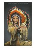 Princess Pale Moon  Choctaw Indian
