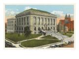 Courthouse  Akron  Ohio