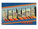 Welcome Toledo  Ohio