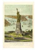 Liberty Enlightening the World  New York Harbor