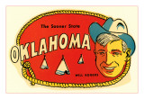 Sooner State  Will Rogers  Oklahoma