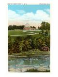 Perkins Observatory  Delaware  Ohio