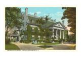 Eastman Residence  Rochester  New York