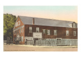 Whaling Museum  Nantucket  Massachusetts