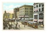 Main Street  Rochester  New York