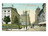 Vintage Downtown Portland  Oregon