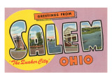 Greetings from Salem  Ohio