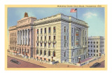 Courthouse  Youngstown  Ohio