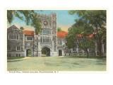 Vassar College  Poughkeepsie  New York