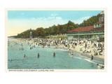 Euclid Beach  Cleveland  Ohio