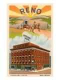 Overland Hotel  Reno  Nevada