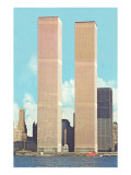 World Trade Center Towers  New York City