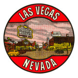 Las Vegas Logo  Golden Nugget  Nevada