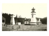 Umpqua Lighthouse  Oregon Coast