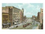Main Street  Akron  Ohio