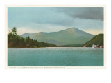 Whiteface Mountain  Lake Placid  New York