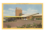 Hotel Sahara  Las Vegas  Nevada