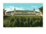 Hotel Hershey  Pennsylvania