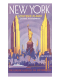 New York Souvenir Album