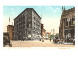 East Avenue  Rochester  New York