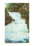 Winona Falls  Delaware Water Gap  Pennsylvania
