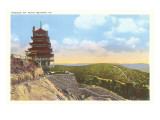 Pagoda  Mt Penn  Reading  Pennsylvania