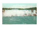 Canadian Shore  Niagara Falls