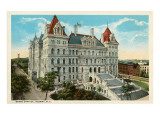 State Capitol  Albany  New York