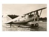 Grumman F3F-2 Marine Fighter Plane