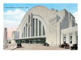 Union Terminal  Cincinnati  Ohio