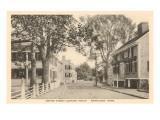 Center Street  Nantucket  Massachusetts