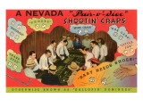 Craps Lesson  Nevada